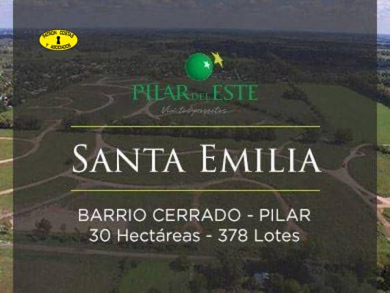 PILAR DEL ESTE-SANTA EMILIA T.450M2