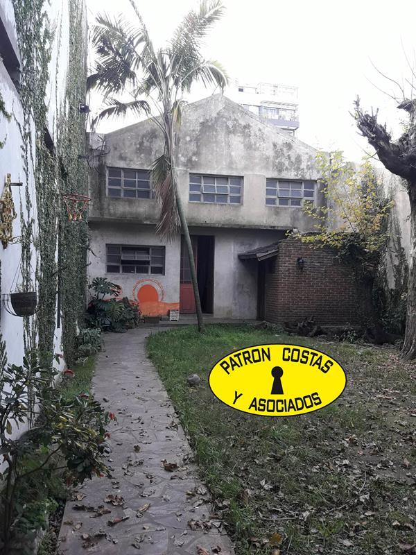 CASA C/FONDO CON GALPON Y SUBSUELO